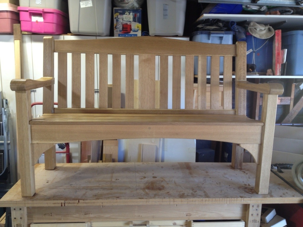 DIY Free Wood Park Bench Plans Wooden PDF teds woodworking ...